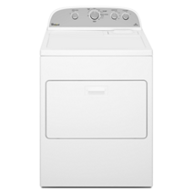 7.0 cu. ft. Gas Dryer with Cool Down Cycle