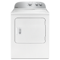 5.9 cu.ft Top Load Gas Dryer with Wrinkle Shield™