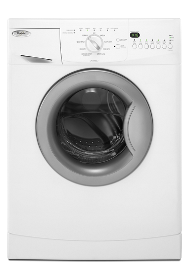 2.0 cu. ft. Compact Front Load Washer with Time Remaining Display ...