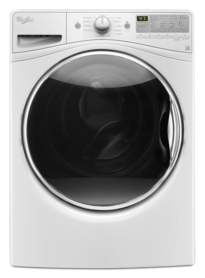4.5 cu.ft Front Load Washer with ColorLast™, 11 cycles ...