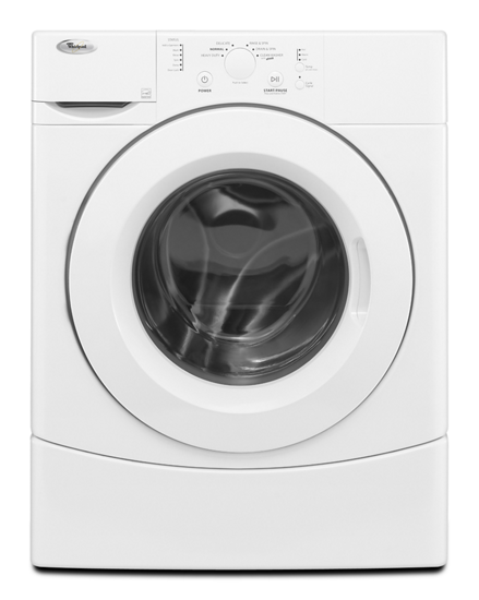 3 5 cu ft front load washer with deep clean wash system whirlpool. Black Bedroom Furniture Sets. Home Design Ideas