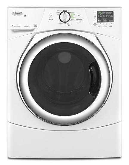 Duet 174 3 5 Cu Ft Front Load Washer Whirlpool