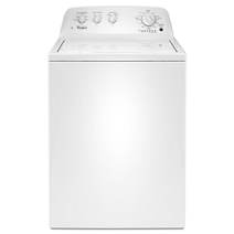 3.5 cu.ft Top Load Washer with Water Selection, 12 cycles