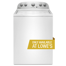 3.5 cu.ft Top Load Washer with Water Selection