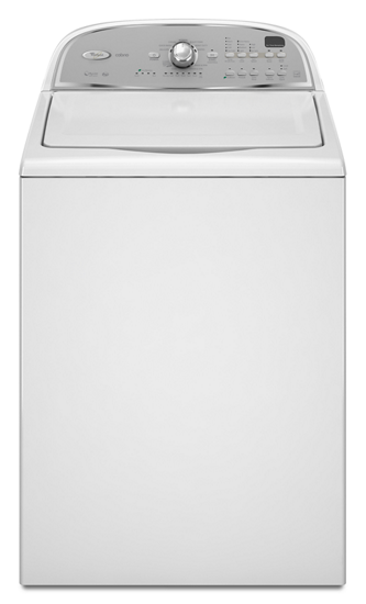 3 6 cu ft cabrio top load washer with 6th sense - Whirlpool power clean 6th sense notice ...