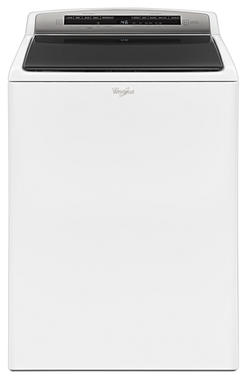 hero WTW7500GW.tif?$PDP PRODUCT IMAGE$ top load washing machines whirlpool  at edmiracle.co