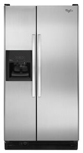 hero ED5FVGXWS.tif?hei=200&wid=200 25 cu ft side by side refrigerator with full width adjustable  at webbmarketing.co