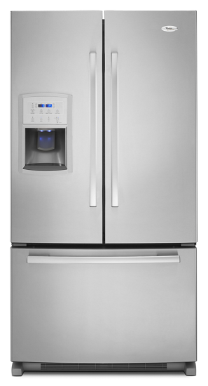 Www Whirlpool Com >> 35-inches wide Gold® Counter-Depth French Door Refrigerator - 20 cu. ft. | Whirlpool