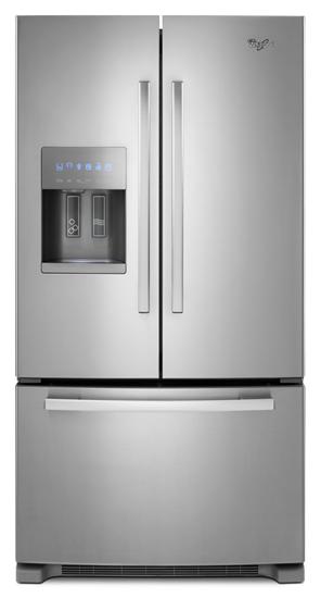 whirlpool gold french door refrigerator. image whirlpool gold french door refrigerator