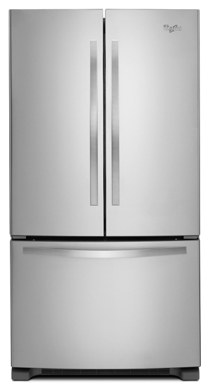 33 Inch Wide French Door Refrigerator With Accu Chill