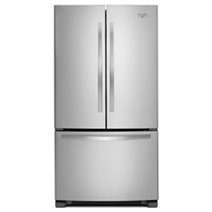 33-inch Wide French Door Refrigerator with Accu-Chill™ System - 22 cu. ft.