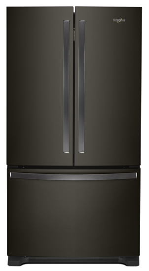 36 Inch Wide French Door Refrigerator With Water Dispenser