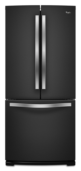 hero WRF560SMYE.tif?$PDP PRODUCT IMAGE$ 30 inch wide french door refrigerator 19 7 cu ft whirlpool  at fashall.co