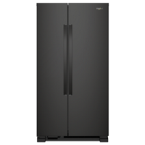 36 Inch Wide Side By Side Refrigerator With Water