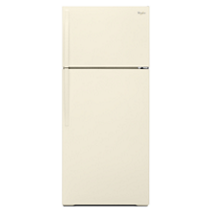 28-inches wide Top-Freezer Refrigerator with Improved Design