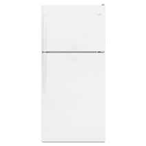 30-inch Wide Top-Freezer Refrigerator with Factory-Installed Icemaker - 18 cu. ft.