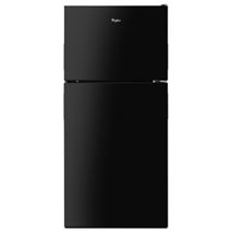 30-inch Wide Top-Freezer Refrigerator with Icemaker - 18 cu. ft.